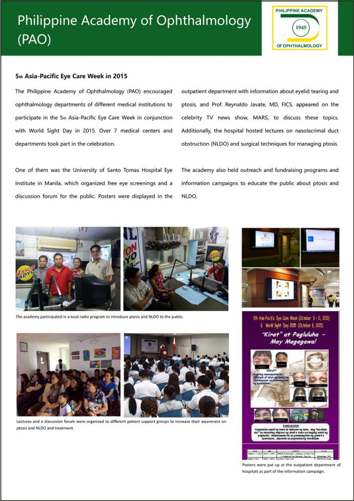 Eye Care Week Highlights_PAO
